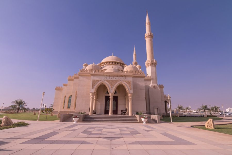 Al – Rashed Mosque